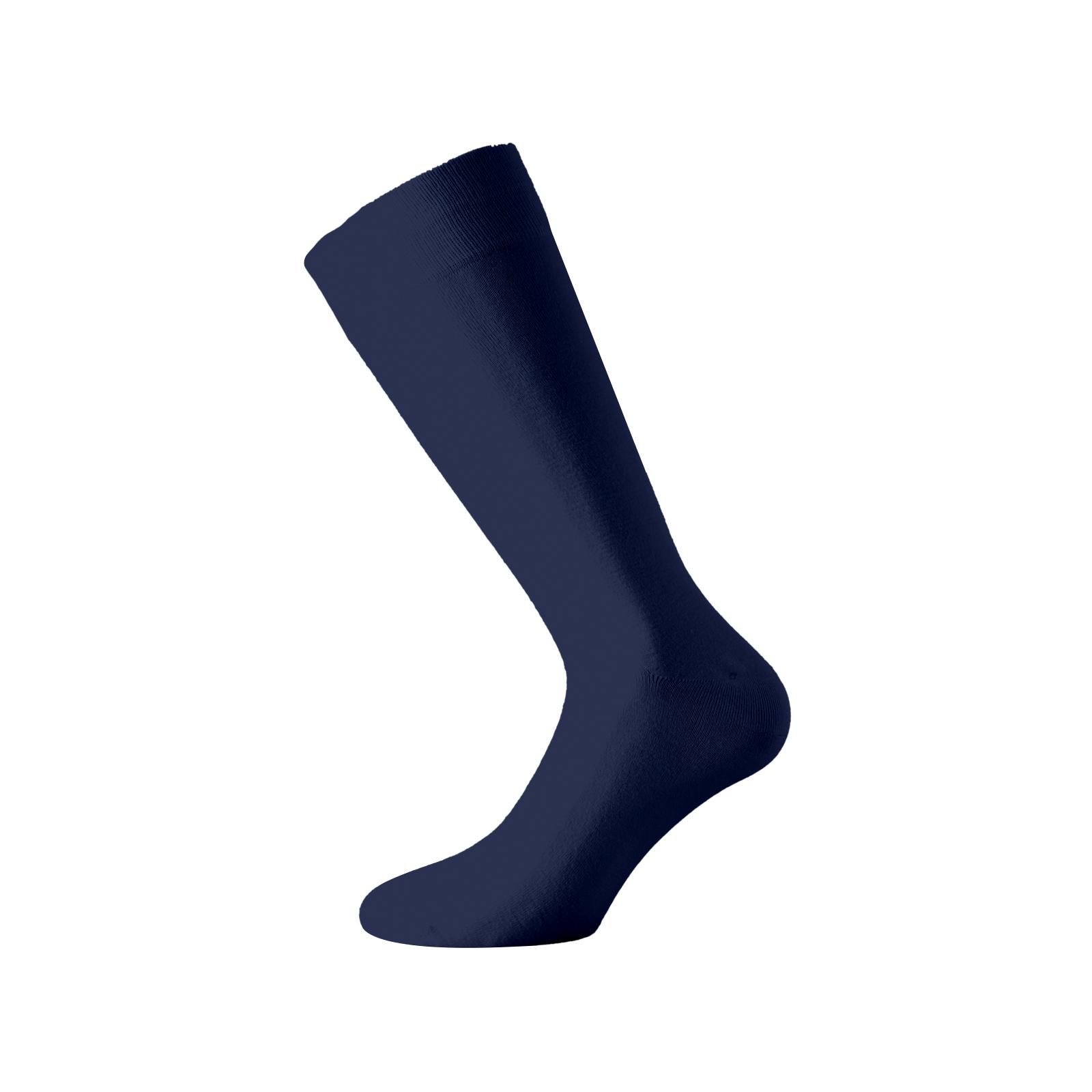 Walk Ανδρική κάλτσα - Bamboo - Aντιβακτηριδιακή δράση - Μπλε σκούρο