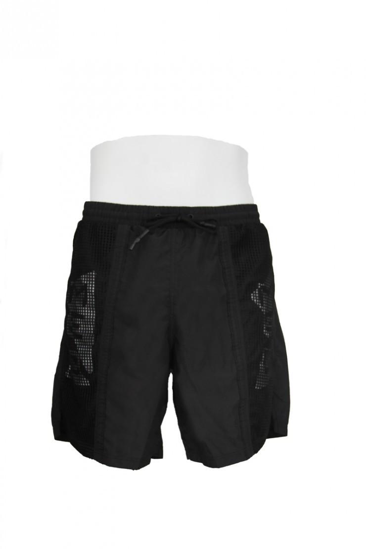 MED Ανδρικό Μαγιό Σορτς - Nicolas Kitesurf Shorts- Μαύρο/¨Γκρι