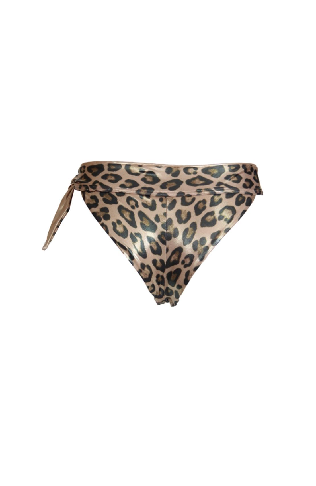 5e4f1142d05 MED μαγιό σλιπ Gigi - Mix and Match - Λεοπάρ - Brazil | lingerie-shop.gr