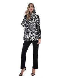 Γυναικείο Homewear Set Claire Katrania - Animal - Viscose